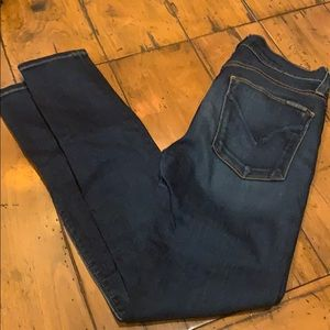 Hudson Skinny Cropped Jeans 👖